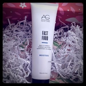 Leave-On Hair Moisture Care Conditioner AGFastFood